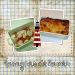Lasagnes de la mer