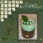 Coupes after-eight menthe/chocolat