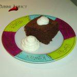Gâteau chocolat et courgette