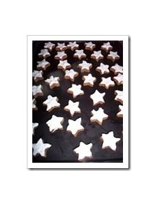 étoiles canelle