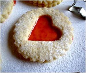 sablé fraise