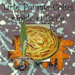 Tarte Pomme-Coing facile et rapide