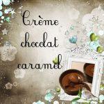 Petites Crèmes Chocolat Caramel