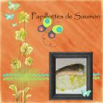 Papillotes de Saumon