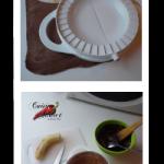 Le Chausson Coco, Banane & Chocolat.. parce que les pommes c'est tellement banal !