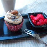 Chocolate & Nuts Cupcakes: Chocolat, Noix de Pécan, Praliné….Miam!