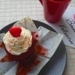 Red Velvet Cupcake Spécial St Valentin!