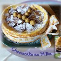 44 - cheesecake milka - lilly