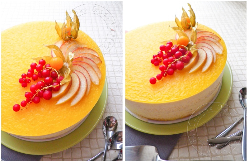 Recette De Cake Aux Peches