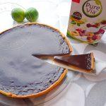Tarte Gourmande Chocolat noir & Citron Vert