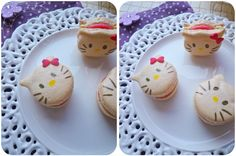 Macarons hello kitty 2