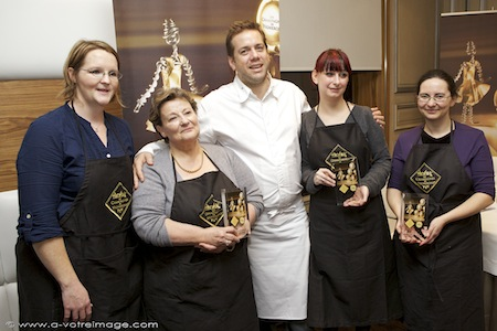 Concours Champagne en cuisine : La finale !!! (2/2)