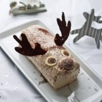 Rudolf the Reindeer Christmas Cake
