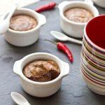 Coulants au Chocolat Noir & Piment
