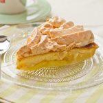 Pineapple meringue Cheesecake