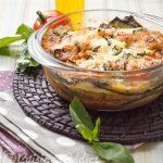Eggplants « à la Parmesane » (italian way)
