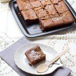 Brownie sans beurre (et sans reproches…) aux Petits-suisses et à la Noix de Coco