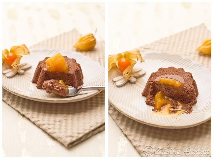 recette de la marquise au chocolat
