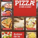 PIZZA !!!! Ma participation au tout nouveau Magazine Cuisine AZ