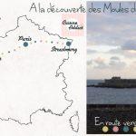 A la Découverte des Moules de Bouchot – Part. 1: En route pour St Malo!