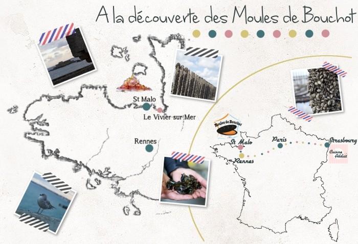 A la Découverte des Moules de Bouchot</br>&#8211; Part. 2: Le Vivier sur Mer