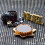 Tartelettes Gourmandes au Chocolat, Thé de Noël et Airelles {On prépare Noël #3 ♥ Idée Dessert} Concours Terminé