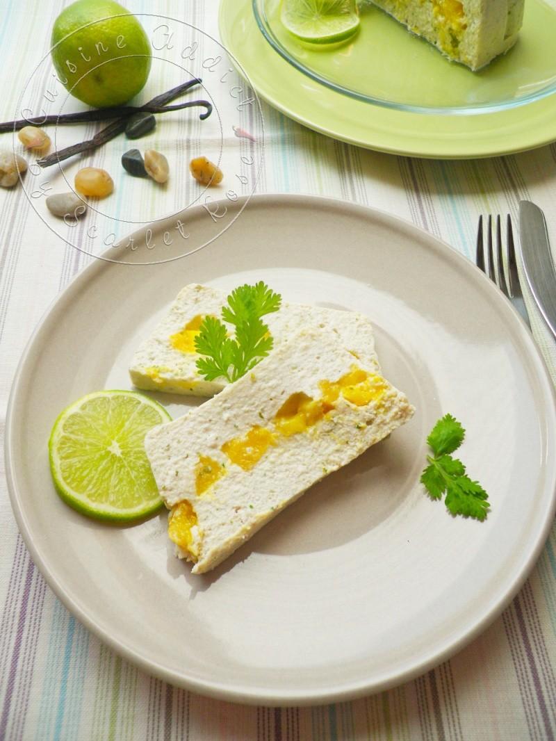 Terrine de daurade royale exotique mangue citron vert for Chambre 13 vanille et citron
