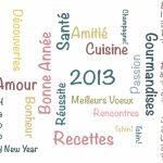 2012 sur Cuisine Addict! Retour en images et en recettes!