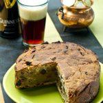 Bonne fête de la St Patrick ♣ Irish Porter Cake