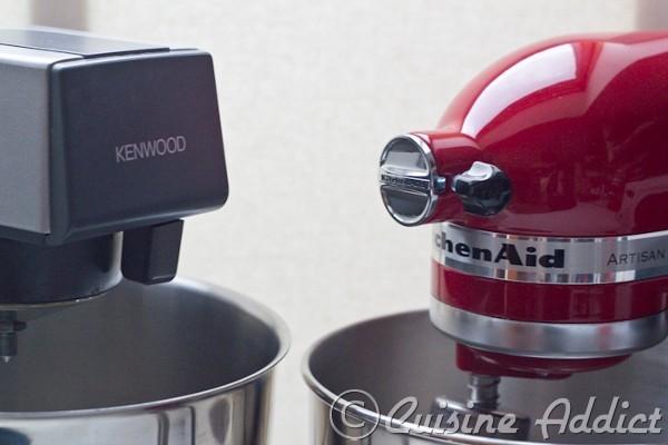 Kenwood versus Kitchenaid - test de matériel de cuisine 2d336e5fcd55