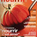 Nourrir, le magazine food différent {Cuisine Addict inside!}
