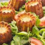 Cannelés au Roquefort