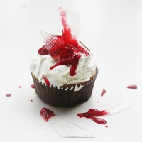Dexter cupcakes - That's amore