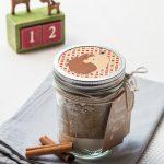 Mix pour Crumble aux Pommes Express {Cadeaux Gourmands}