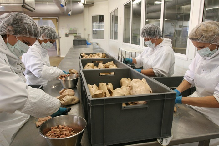 A la découverte du Foie Gras Alsacien avec Feyel