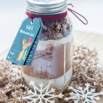 S.O.S. Brownie – Brownies dans un bocal (Cadeau Gourmand)
