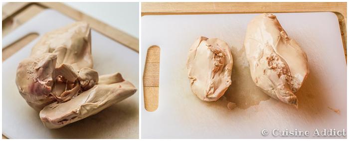 Foie gras Maison : Bien choisir et préparer un foie gras cru (Déveinage en pas-à-pas)
