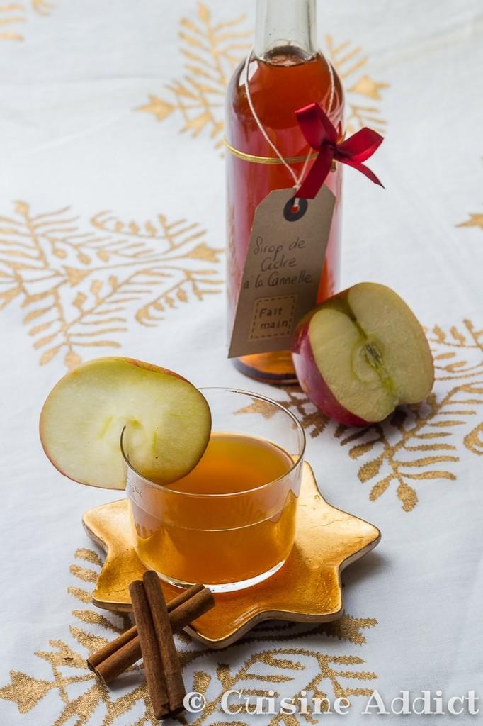 Apple Pie Punch (Un cocktail au goût de Tarte aux Pommes pour Noël !)
