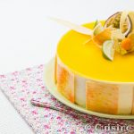 Cheesecake Combava/Coco, Mousse Mangue &</br>Crémeux Passion