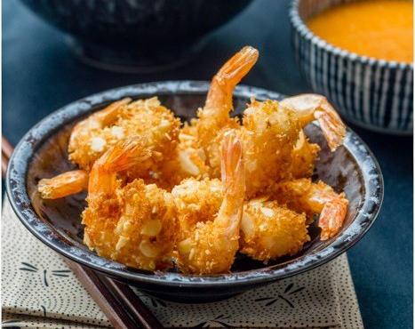 Crevettes-croustillantes