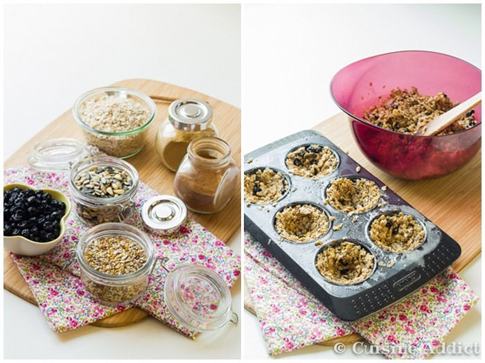 Granola cups - Photo 2