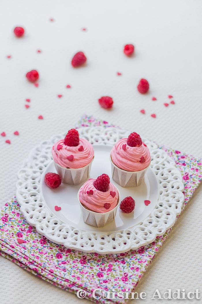Cupcakes framboise-9674 - Photo 3