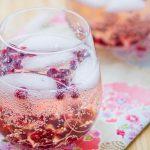 Spritz Rosé au Pamplemousse & Grenade