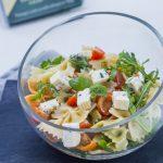 Salade de Farfalles Printanière