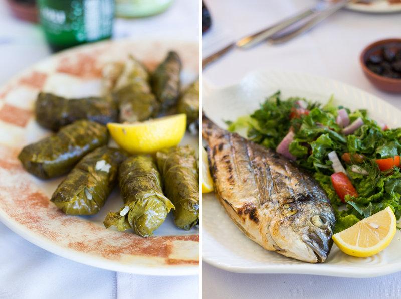 Rhodes - Restaurant Locanda