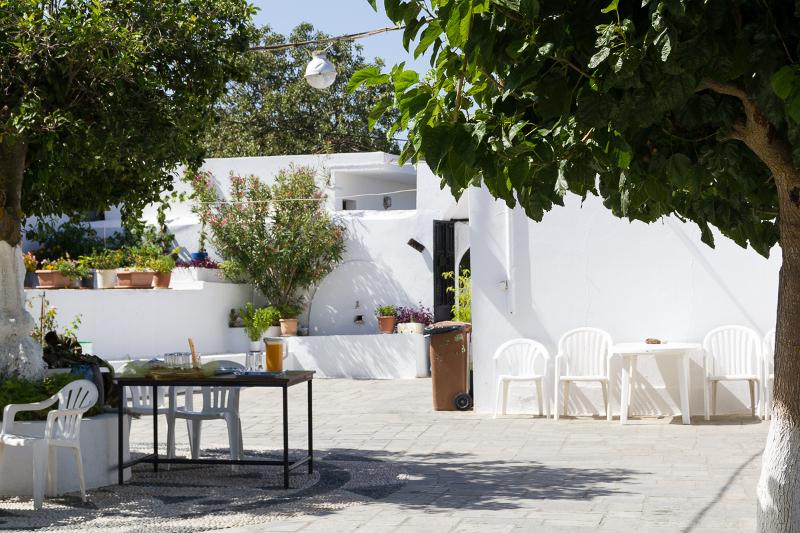 Rhodes - Petaloudes - Monastere Kalopetra