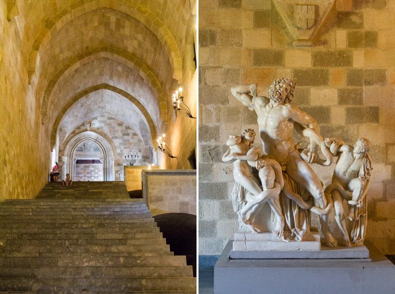 Rhodes - Palais des Maitres
