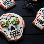 Biscuits «Sugar skull» à la Vanille