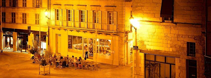 Test restaurant, Le Café Louise,</br>Périgueux
