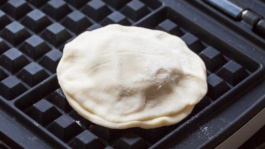 Pizza Gaufre